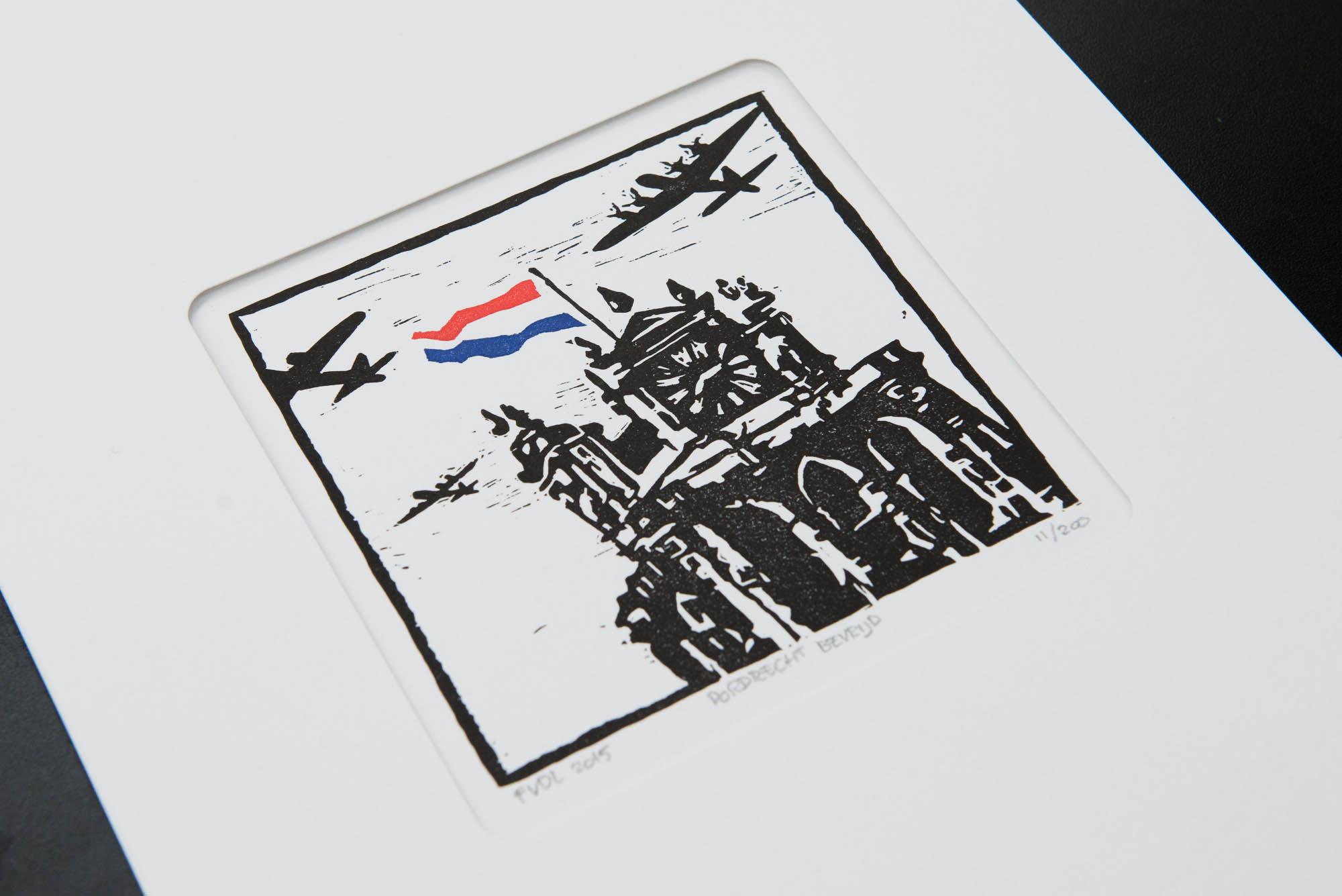 Dordrecht bevrijd